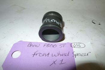 BMW F800ST FRONT WHEEL SPACER x  1 (CON-B)